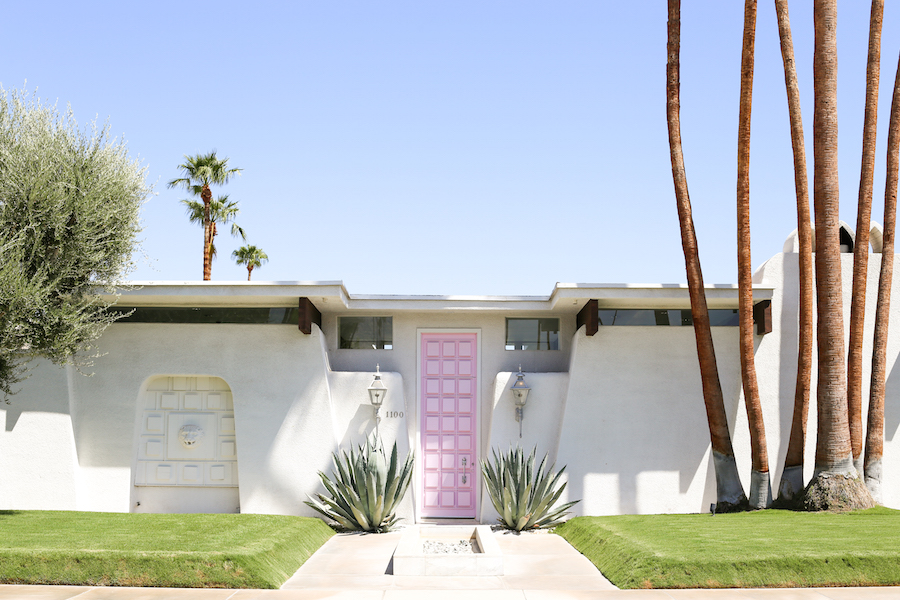 Palm Spring Door Tour