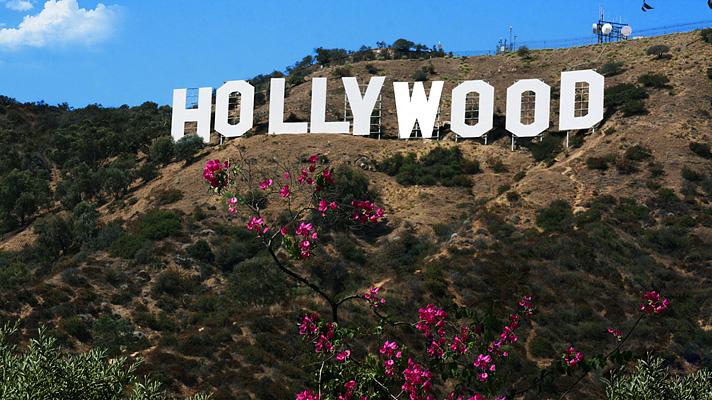 hollywood sign california