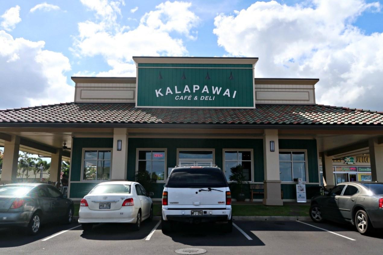 Kalapawai Cafe Kapolei