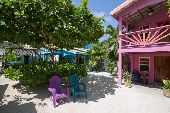 Caye caulker Belize accommodation