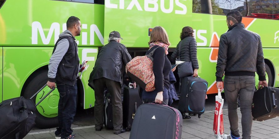 flixbus baggage