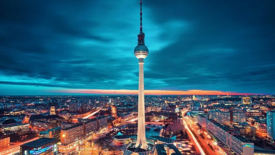 TV Tower Berlin Germany