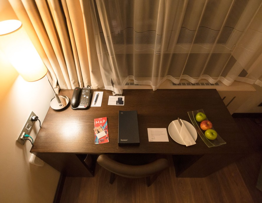 Sheraton Prague Hotel Review