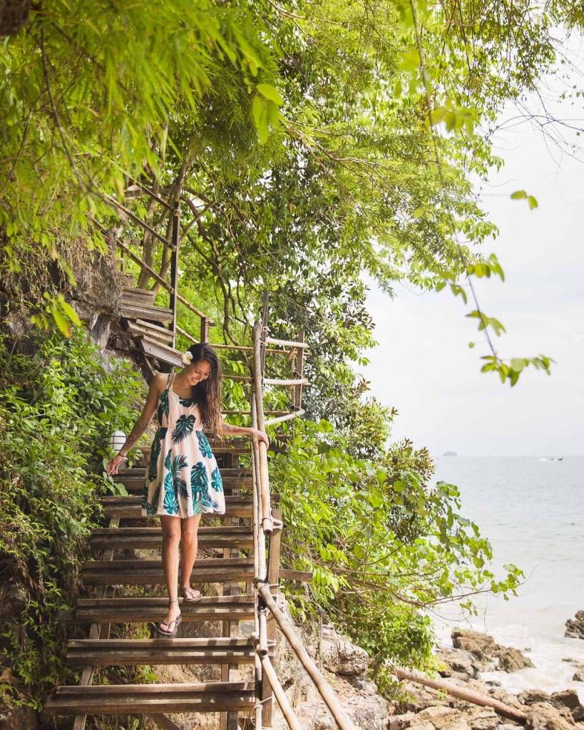 Monkey Trail Ao Nang