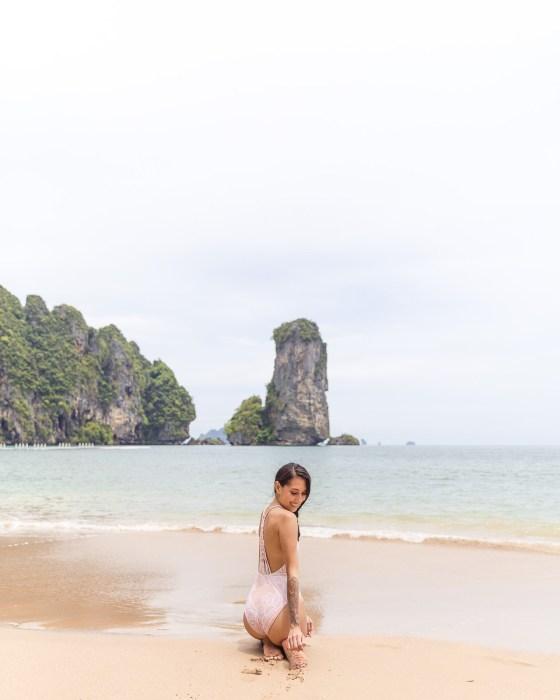 Pai Plong Beach Krabi Thailand