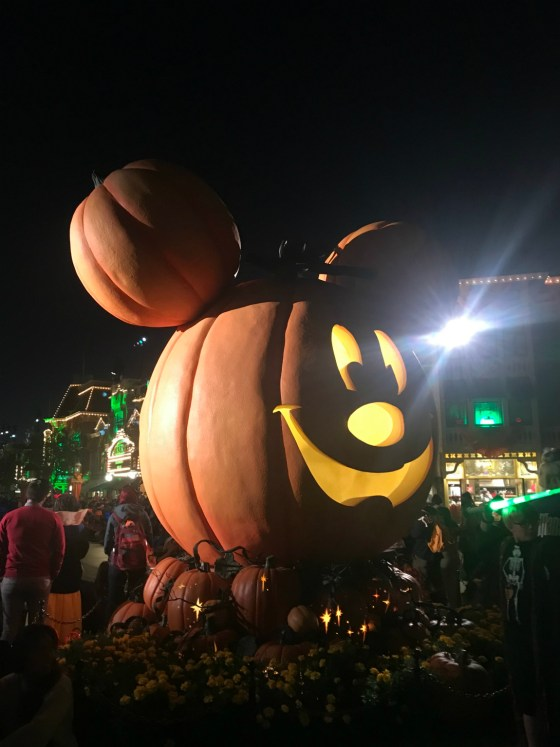 Mickeys Halloween Party 2018
