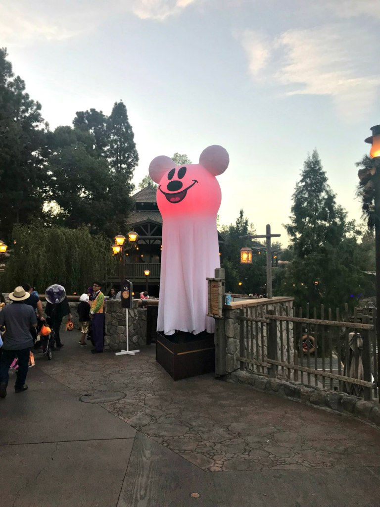 Halloween Disneyland 2018