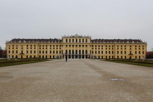 Schobrunn Palace, Vienna