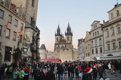 Market Square Prague