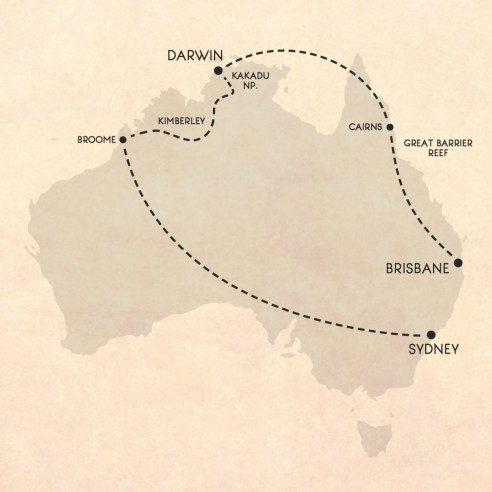 The ultimate itinerary for a trip around Australia - Winter
