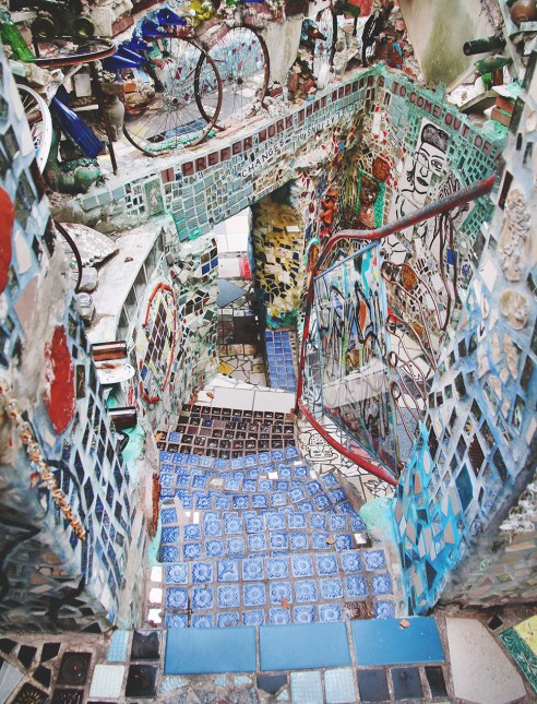 Magic Gardens, Philadelphia