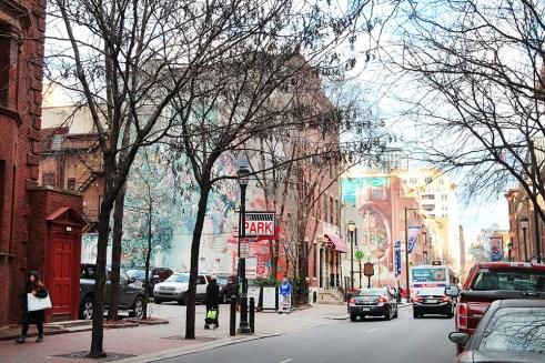 Mural Mile, Philadelphia