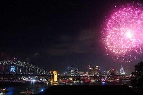 NYE in Sydney