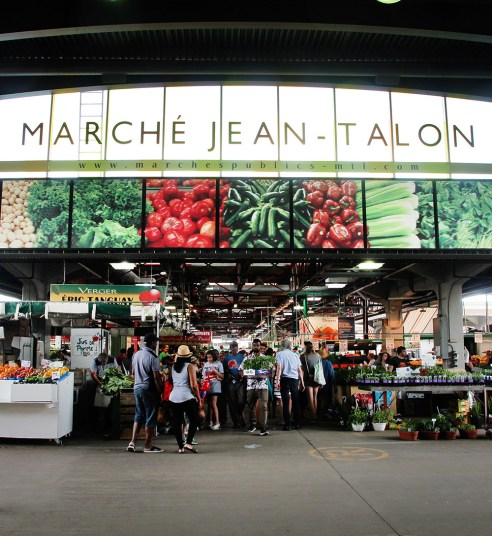 Jean Talon Market, Montreal