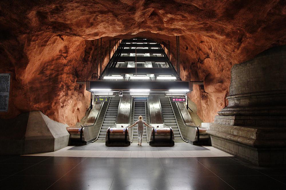 Stockholm Subway Rådhuset