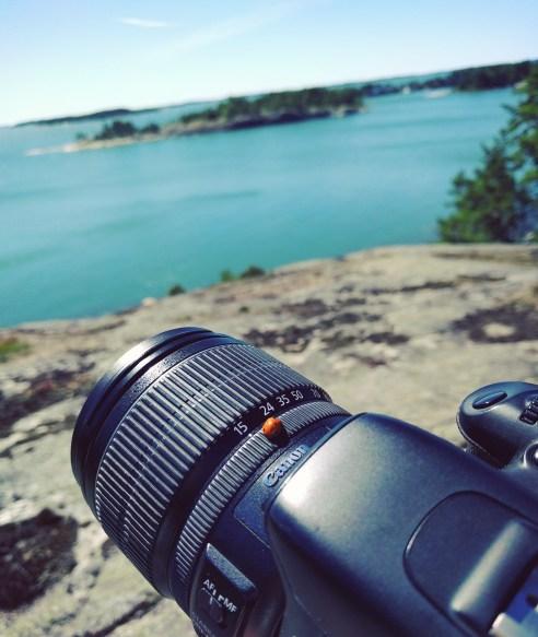 Pensar Syd, Finnish archipelago