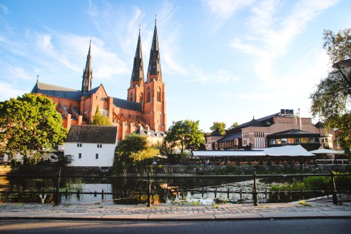 Adorable Swedish towns: A day trip from Stockholm