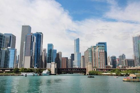 Architecture Boat Tour Chicago