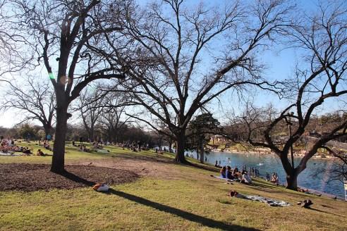 Zilker Park, Austin