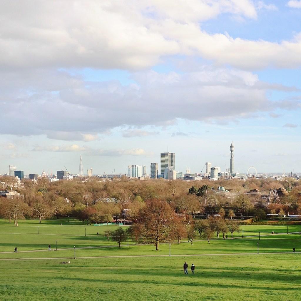 Primrose Hill, London