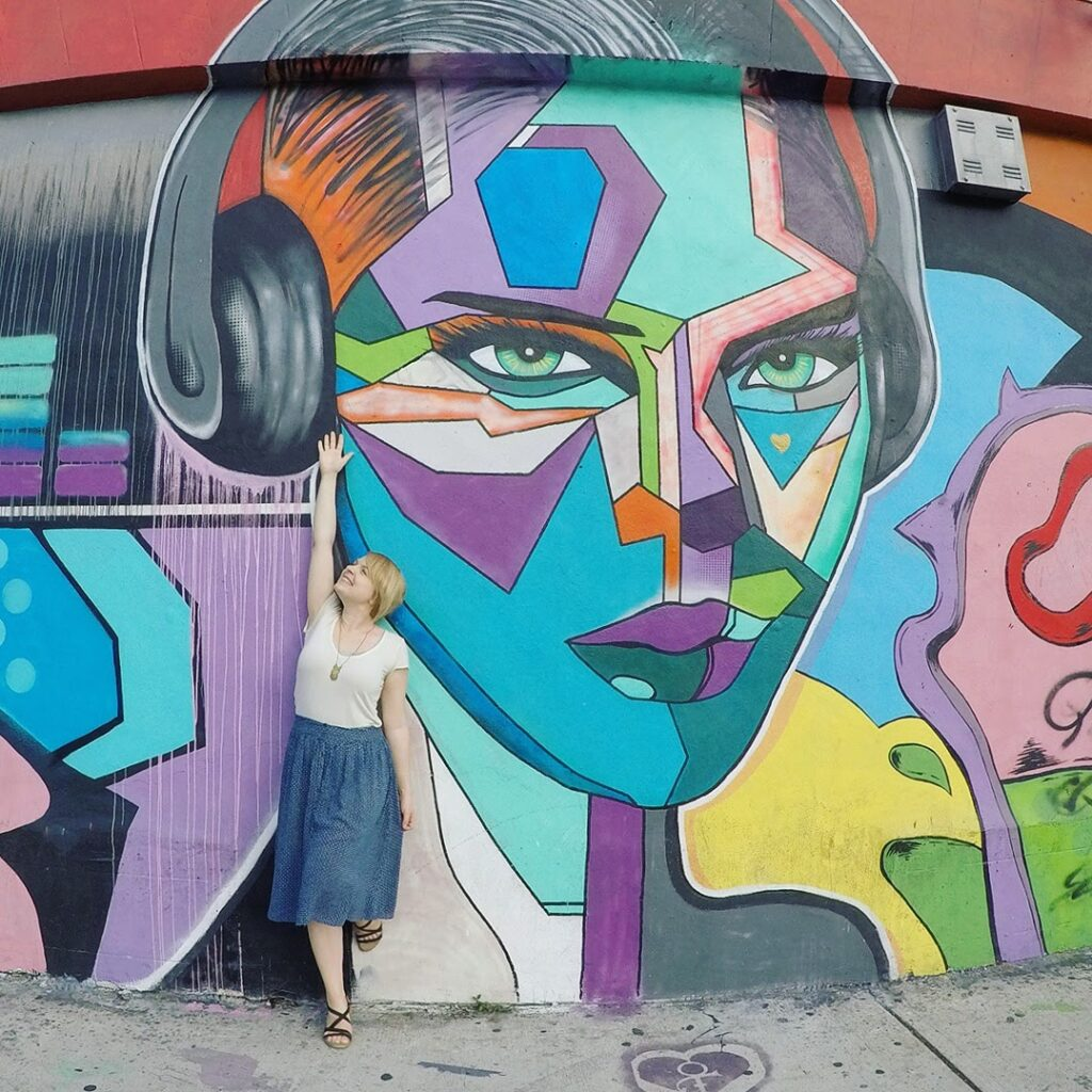 Wynwood Walls, Miami, Florida