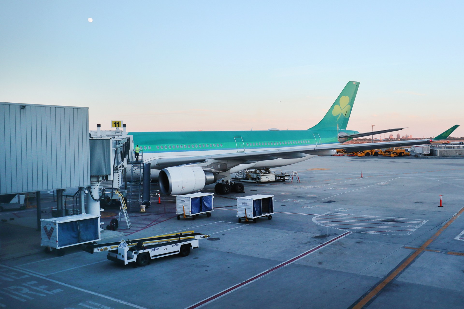 The crazy story of my last minute trip to Ireland