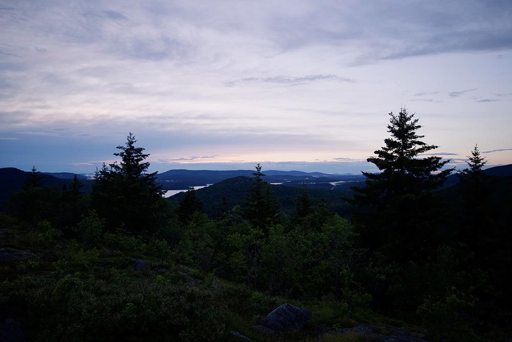 Coney Mountain, The Adirondacks