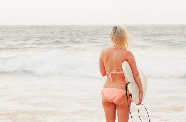 Tips for taking totally dreamy beach photos