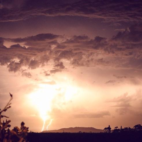 Thunderstorm, NSW Australia
