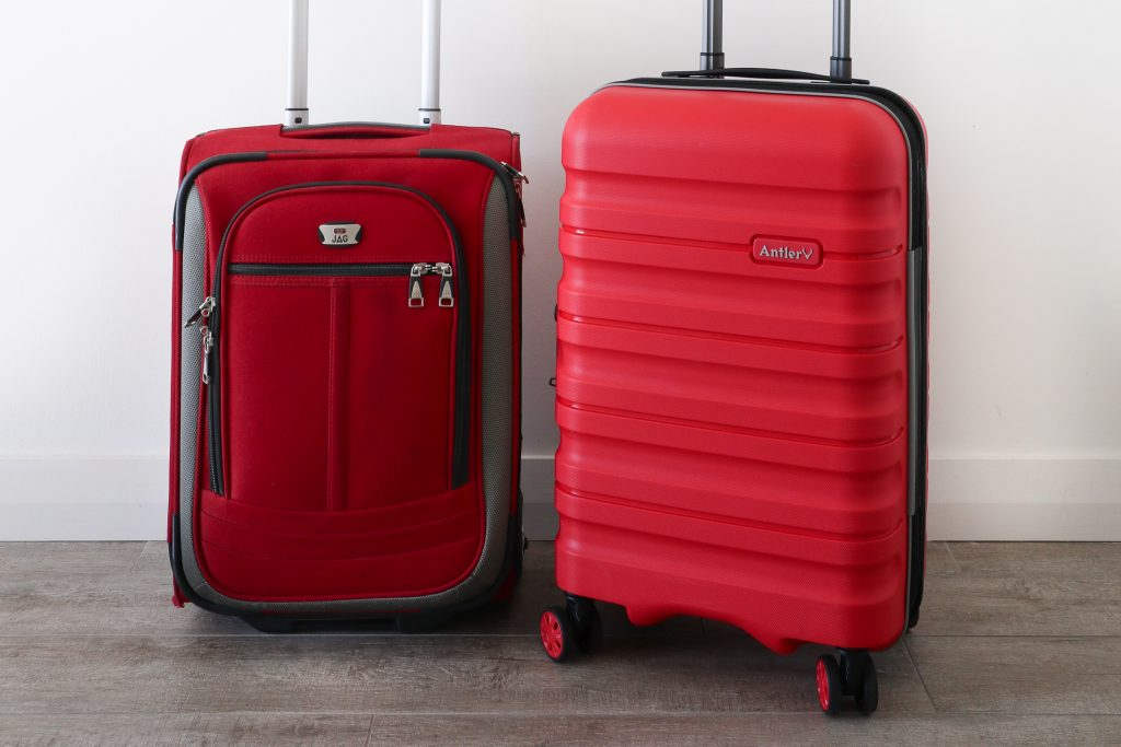 Carry-on suitcases