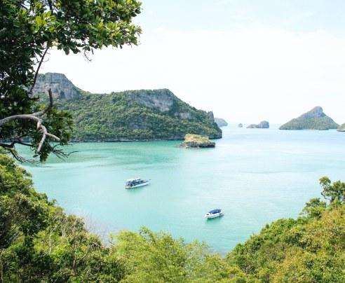 An Thong National Marine Park, Koh Samui