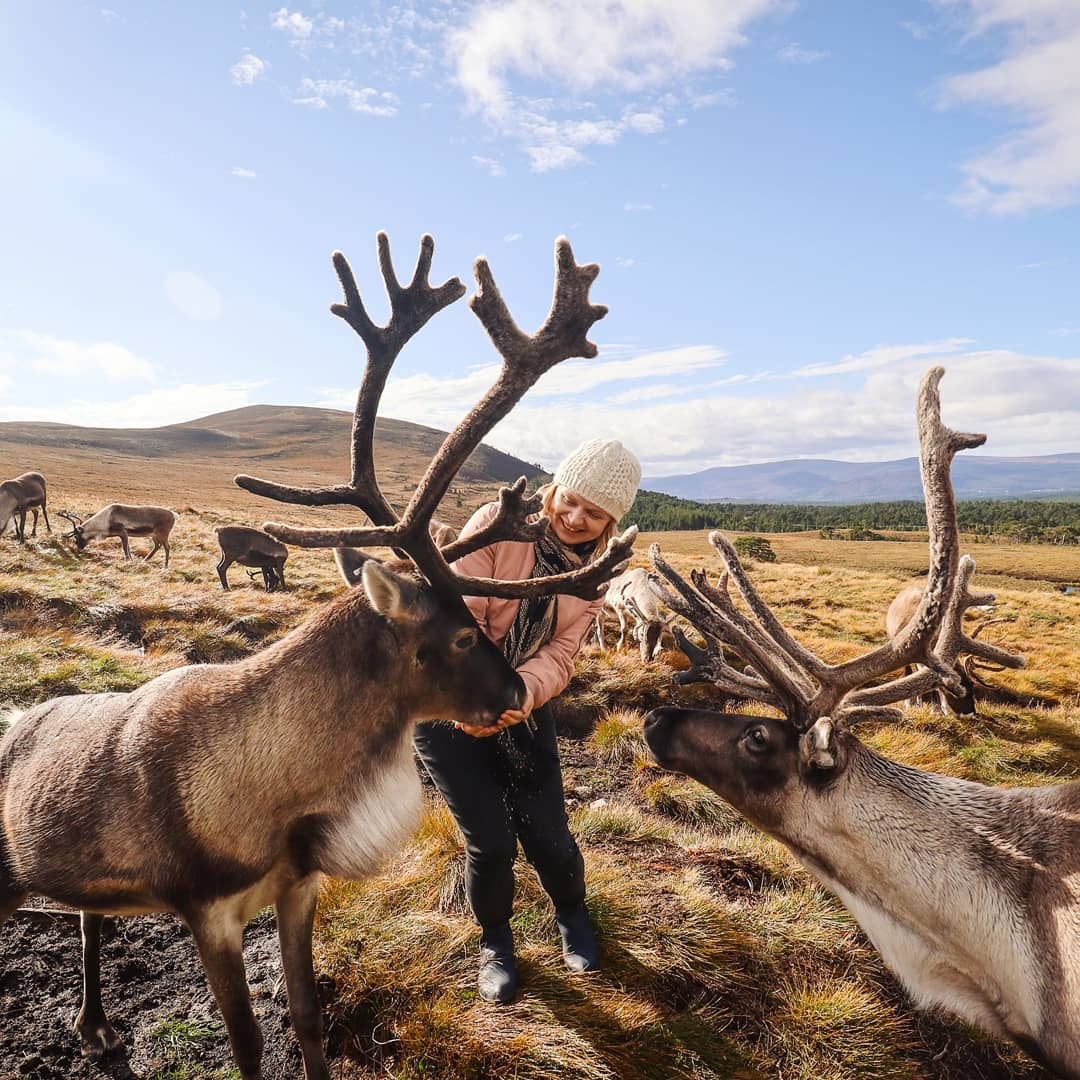 Cairngorms National Park, UK - Scotland road trip itinerary