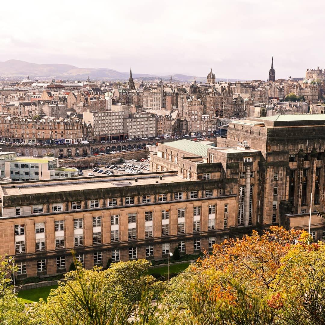 Edinburgh, UK - Scotland road trip itinerary