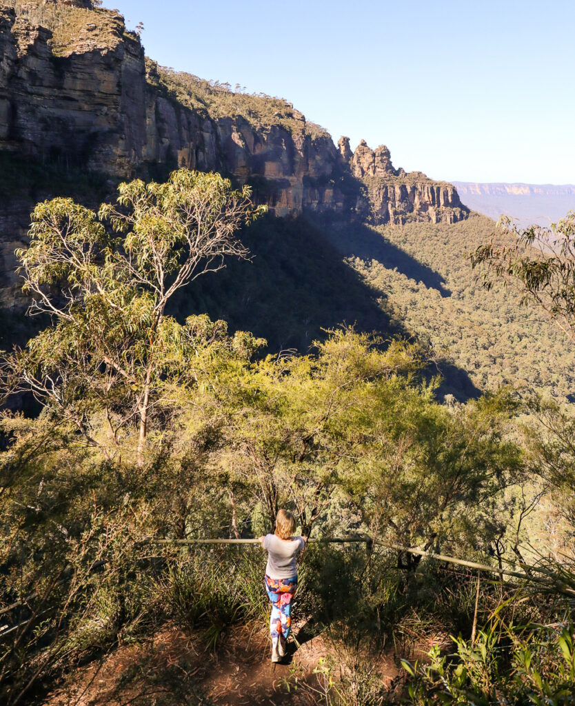 Queen Victoria Lookout, Furber Steps Track, Blue Mountains