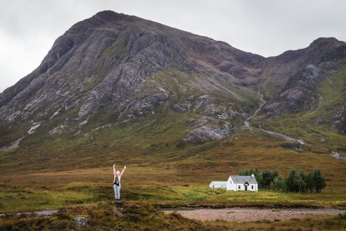 10 day epic Scotland road trip itinerary