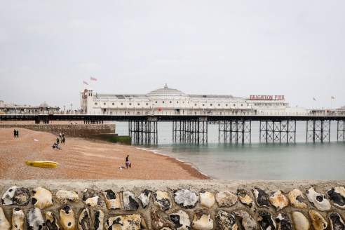 The Pier, Brighton, UK