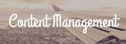 Content Manager travel brands