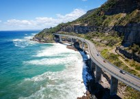 How to visit the amazing Sea Cliff Bridge from Sydney