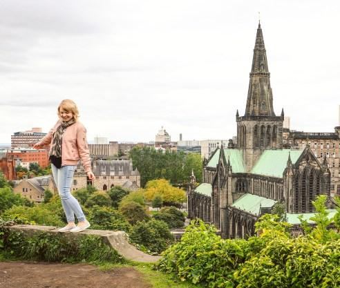 Glasgow Necropolis, Scotland