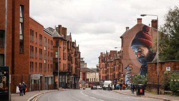 High Street, Glasgow, Scotland