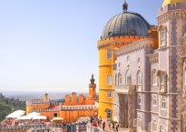 A day trip from Lisbon: How to see Sintra's colourful Pena Palace