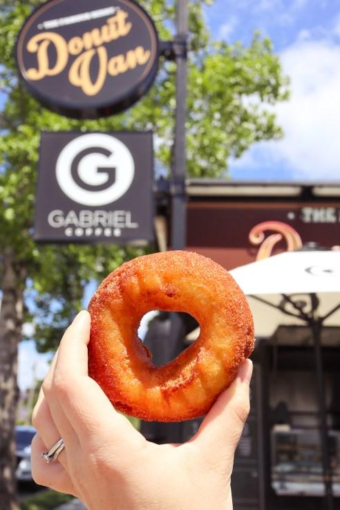 Berry Donut Van, NSW Australia