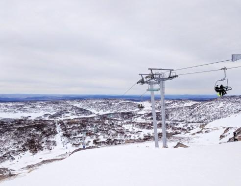 Perisher Valley, NSW, Australia