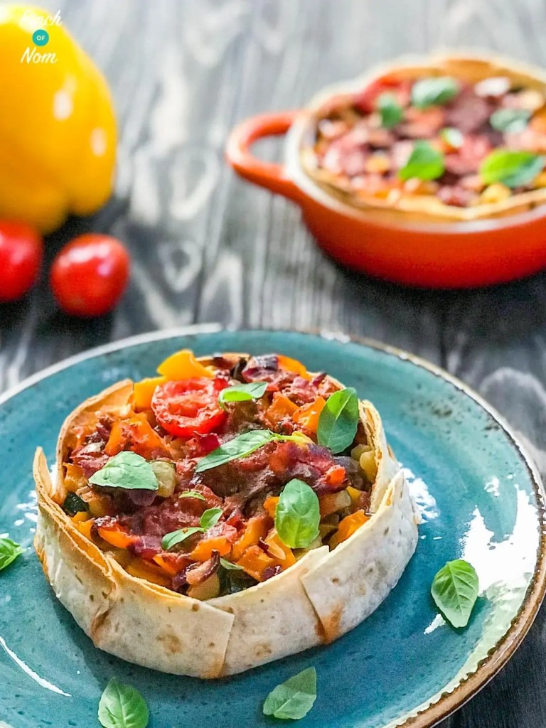 Slimming World Vegetarian Tarts