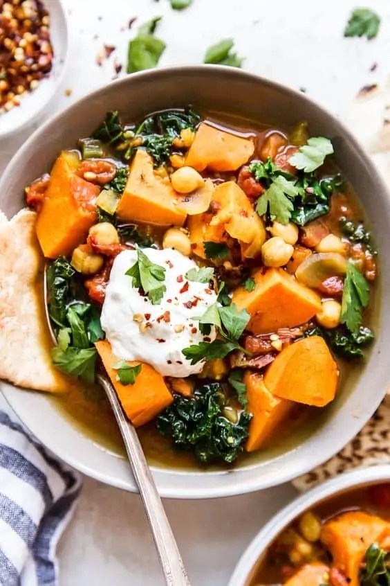 Delicious Spiced Vegetable Stew