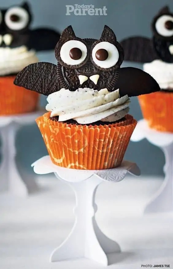 Haunted Cupcakes