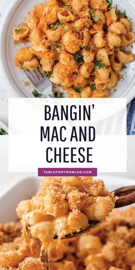 Bangin' Mac and Cheese