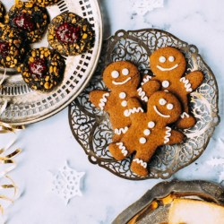 15 Delicious Vegan Christmas Gingerbread…