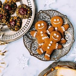 15 Delicious Vegan Christmas Gingerbread…