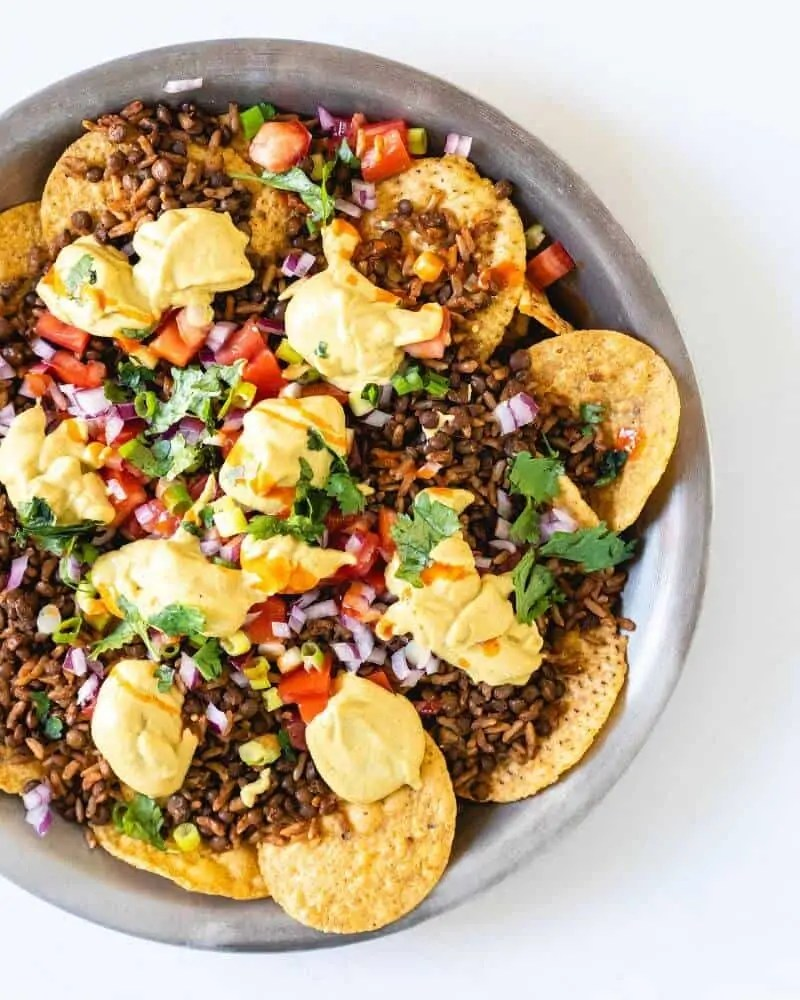 The BEST Vegan Nachos